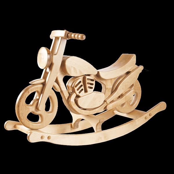 Woden Motorcycle