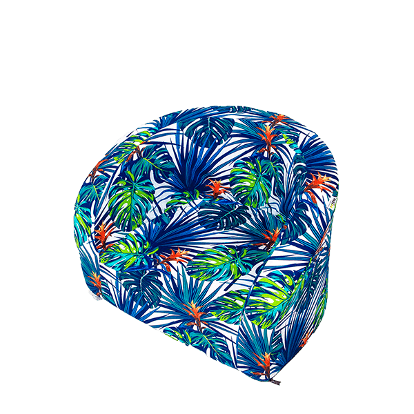 Children's foam armchair