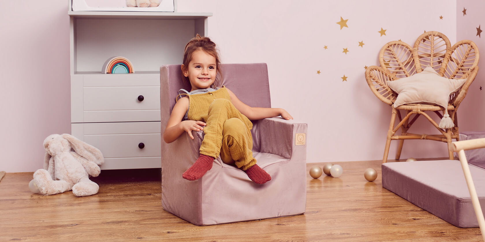 How to choose a foam seat for a child?