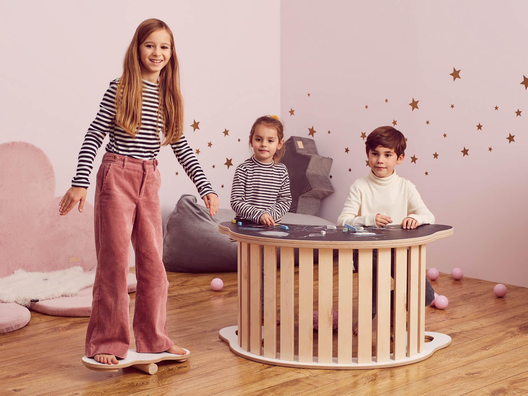 Wooden rocker for children – how to play with it?