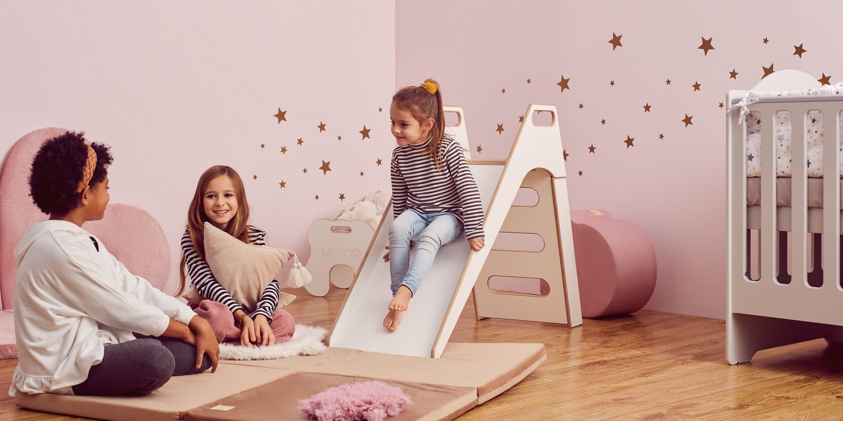 How to create a playground for children?