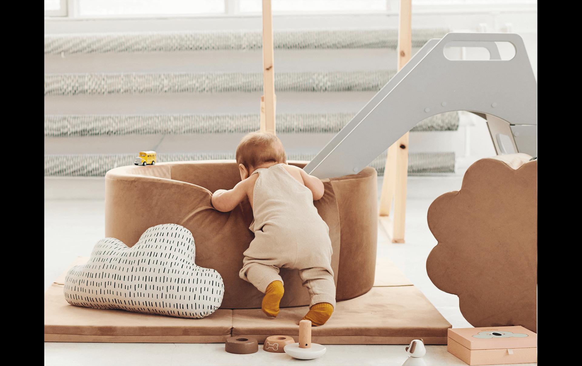 Physiotherapist – stimulating child development