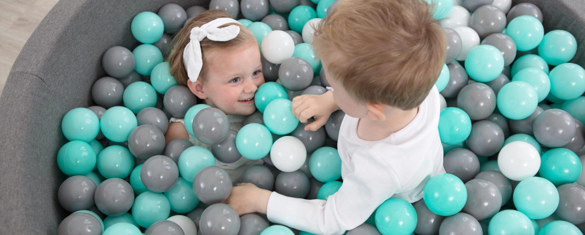 Balls – 100 pcs., Mint Pearl